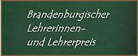 Logo Brandenburgischer Lehrerpreis